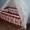 Кроватка + Боковые мягкие бордюрчики + балдахин+подставка для балдахина+ детское #659134