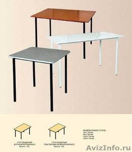 кровати для студентов одноярусные и двухъярусные, металлические кровати  оптом - Изображение #8, Объявление #695559