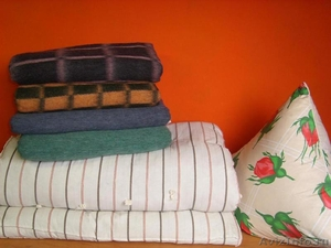 кровати для студентов одноярусные и двухъярусные, металлические кровати  оптом - Изображение #7, Объявление #695559