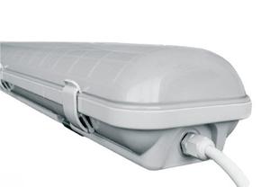 Светодиодный светильник FAROS FI 135 24LED 0.35A 37W IP65 опал с БАП - Изображение #2, Объявление #1323109