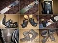 Сноуборд, ботинки, крепления