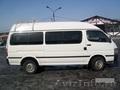 Заказ микроавтобусов с водителем