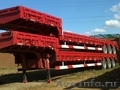 TONGYADA полуприцеп контейнеровоз г/п 60т. 3 оси