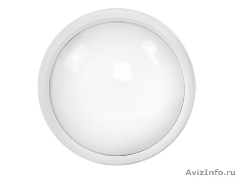 Светильник светодиодный герметичный СПП 2101 8Вт 160-260В 4000К 640Лм IP65 180мм, Объявление #1458751