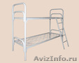 Кровати металлические для времянок, кровати для бытовок, кровати железные опт. - Изображение #2, Объявление #1478883